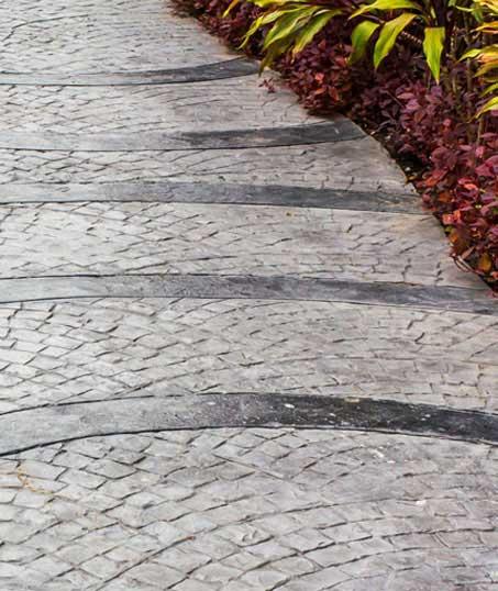 1st Choice Lawn Care & Landscaping Decorative Concrete