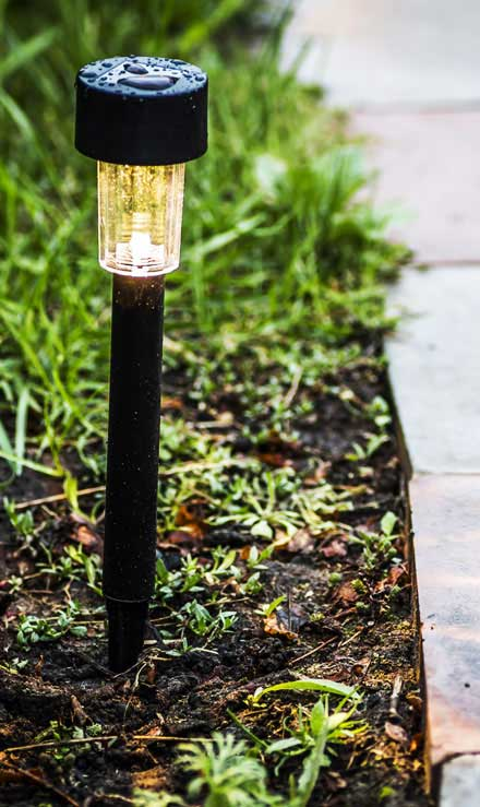 1st Choice Lawn Care & Landscaping Commercial Landscape Lighting