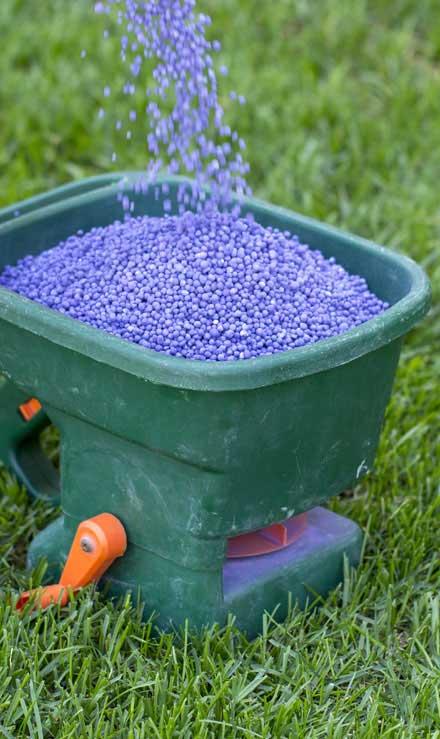 1st Choice Lawn Care & Landscaping  Lawn Fertilization