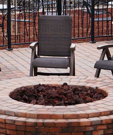 1st Choice Lawn Care & Landscaping Outdoor Fire Pits